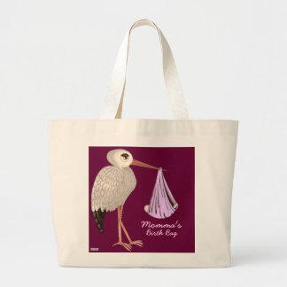 KlassikerStork (rosan) (baby shower) Tote Bag