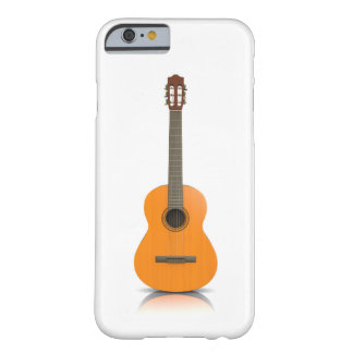 Klassisk gitarr för mobilt fodral barely there iPhone 6 skal
