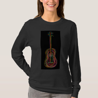 Klassisk gitarr tröja