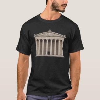 Klassisk grekisk arkitektur tshirts