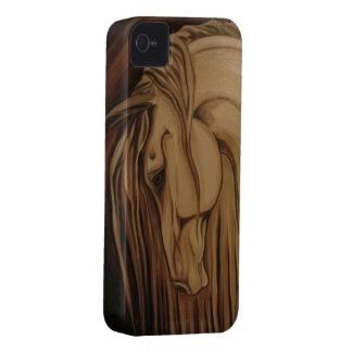 Klassisk häst Case-Mate iPhone 4 fodral