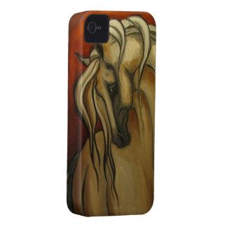 Klassisk häst iPhone 4 Case-Mate skal