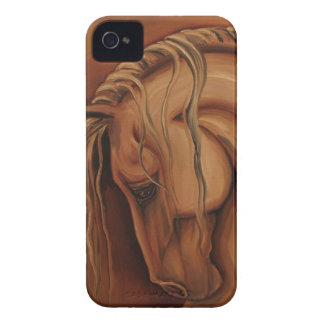 Klassisk häst iPhone 4 Case-Mate skydd