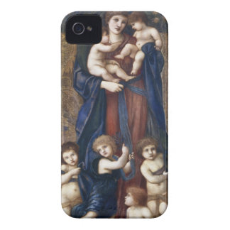 Klassisk konst iPhone 4 Case-Mate cases