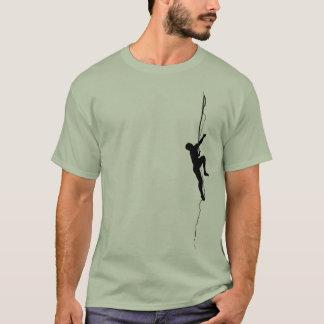 Klättring skjortan t-shirts