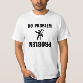 Klättringproblem T-shirts
