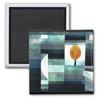 Klee: Budbärare av hösten Magnet För Kylskåp