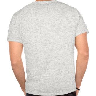 Klibba det, märka det, packa det! t-shirts