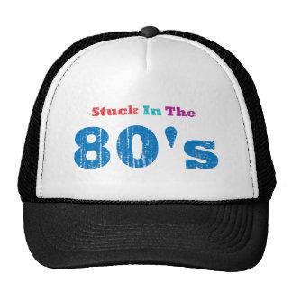 Klibbat i 80-tal keps