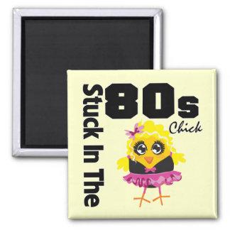 Klibbat i 80-talchicken