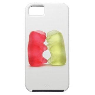 Klibbig björnkärlek iPhone 5 Case-Mate skal