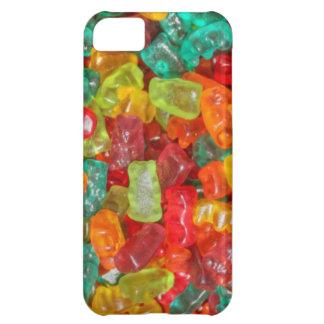 Klibbigt fodral för björniPhone 5 iPhone 5C Fodral