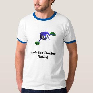 Klick bankiren, klick bankirregler! t-shirt