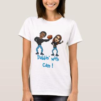 Klick med kammen tee shirt