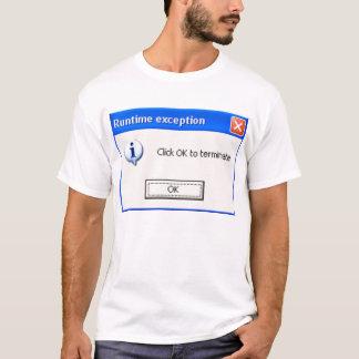 Klicka reko för att avsluta TS T Shirt