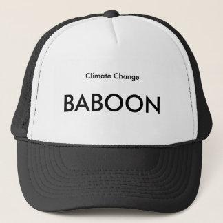 Klimatförändring BABOON Keps