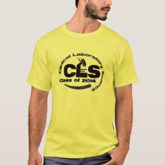 Klinisk laboratoriumvetenskap klassificerar av t-shirt