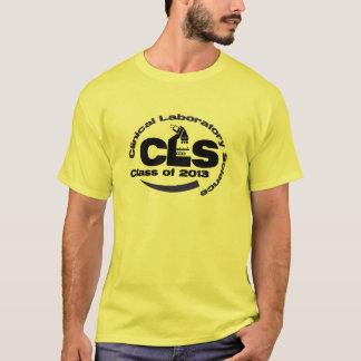 Klinisk laboratoriumvetenskap klassificerar av tee shirt