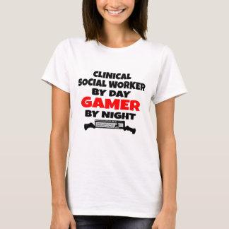 Klinisk socialarbetareGamer T-shirt