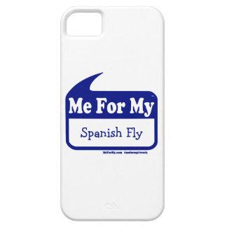 Klipsk iphone case för MeForMy spanjor iPhone 5 Skydd