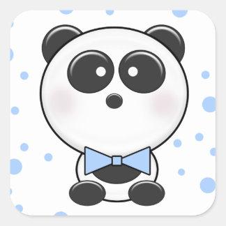 Klistermärke för Cutie Pandapojke