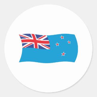 Klistermärke för Ross beroendeflagga