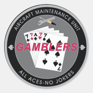 Klistermärke för spelare AMU