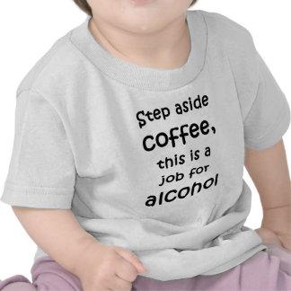Kliva åt sidan kaffe, detta är ett jobb för tee