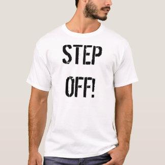 Kliva av skjortan tee shirts