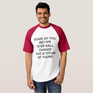 Kliva bolländringsT-tröja Tshirts