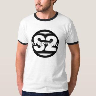 Kliva logotypt-skjortan för två klassiker tshirts