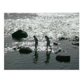 Kliva stenar vykort