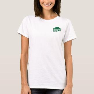 Kliva stenvolontärskjortan t shirt