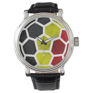 Klocka för Belgien vmfotboll (fotboll)