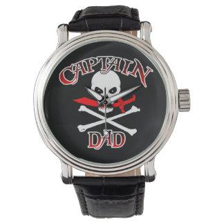 Klocka för kaptenpappa (Cutlass)