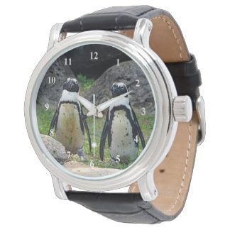 Klocka för pingvin 595