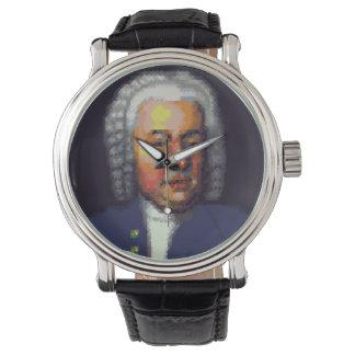 Klocka för PIXELkonst JS Bach