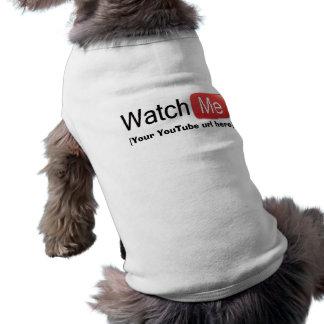 Klocka jag på (grundläggande) YouTube, Hundtröja