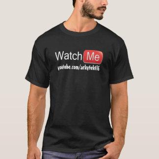 Klocka jag på (grundläggande) YouTube, Tee Shirt