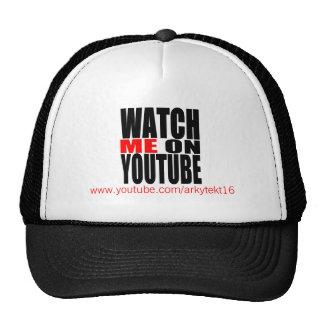 Klocka jag på (moderna) YouTube, Keps