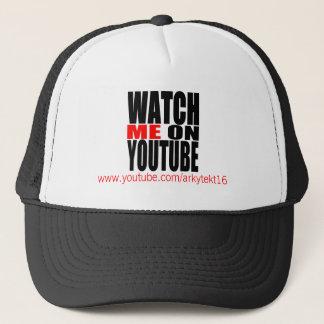 Klocka jag på (moderna) YouTube, Truckerkeps