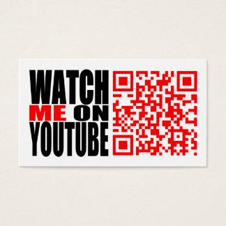 Klocka jag på (moderna) YouTube, Visitkort