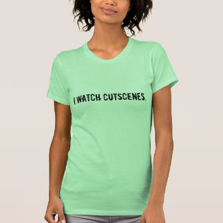 KlockaCutscenes T-tröja
