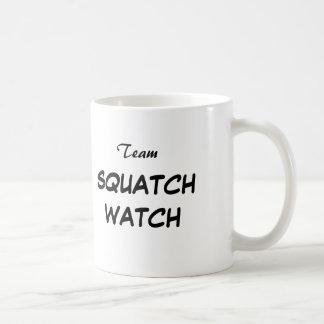 KLOCKAmugg för lag SQUATCH Kaffemugg