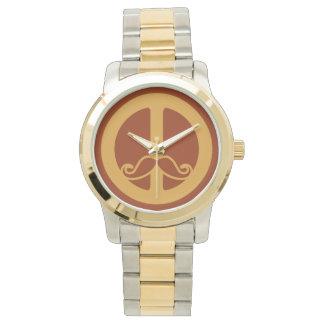 Klockorna för fredStache anpassningsbar Armbandsur