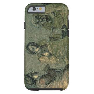 Klok kvinna och henne tålmodig, från villan Cicero Tough iPhone 6 Fodral