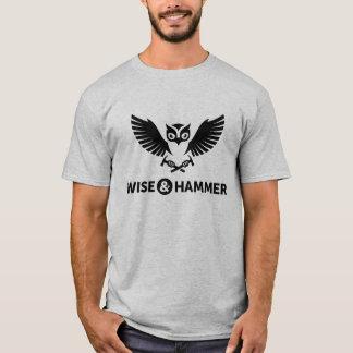 Klokt & bulta logotyp T T Shirts