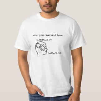 klokt ordstäv t shirt