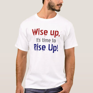 Klokt övre! tee shirt