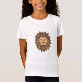 Klottrade lejona Grrr!! Tröjor